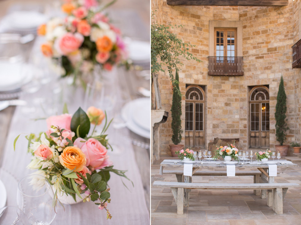 www.santabarbarawedding.com | Anna J Photography | Villa Sunstone | Ella & Louie | Reception