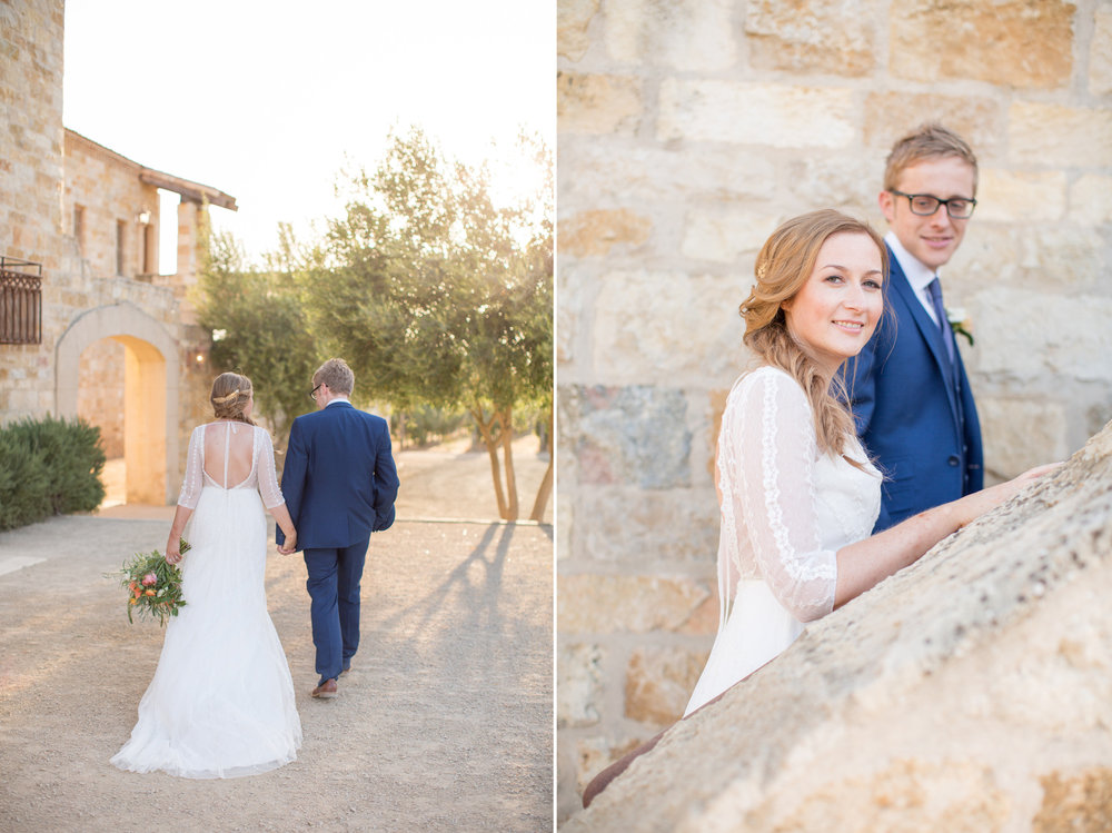 www.santabarbarawedding.com | Anna J Photography | Villa Sunstone | Ella & Louie | Bride and Groom