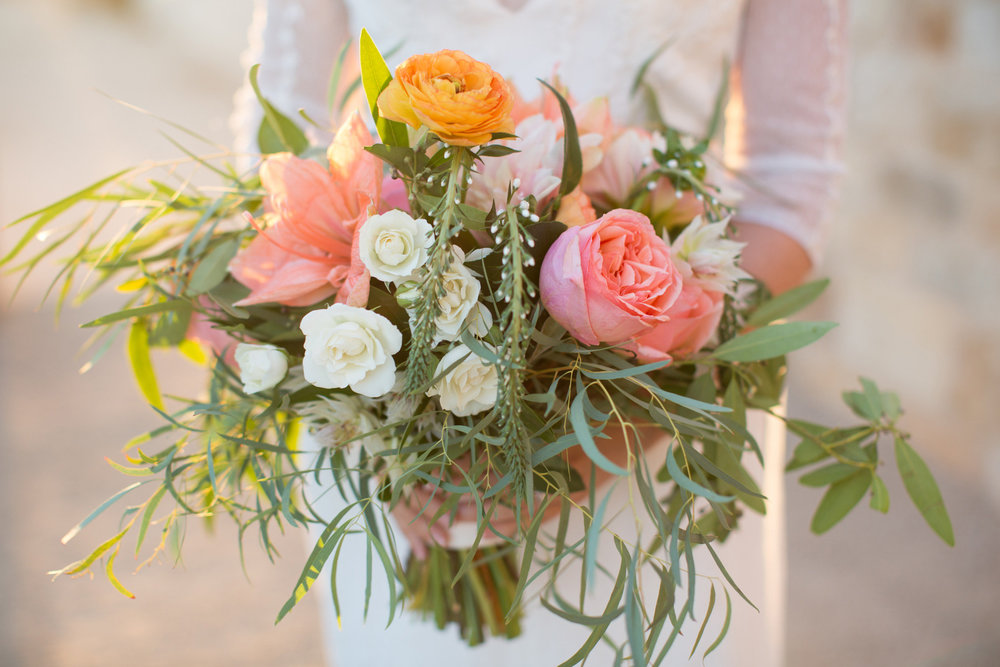 www.santabarbarawedding.com | Anna J Photography | Villa Sunstone | Ella & Louie | Bridal Bouquet