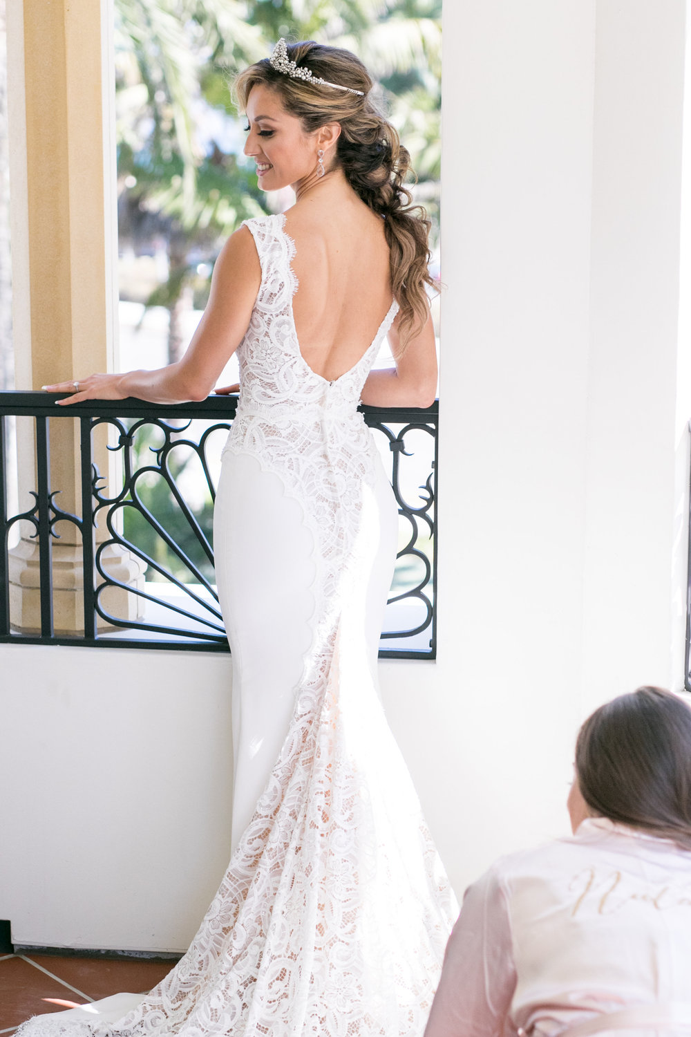 www.santabarbarawedding.com | Chris Schmitt Photography | Felici Events | Fess Parker Double Tree | Bride
