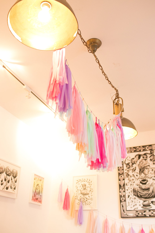 www.santabarbarawedding.com | Municipal Winery | Wedding Activity | Pinata Workshop | Wedding Party Ideas | Pink Elephant and Co | Felici Events | Unicorn Party Inspiration | Kelsey Crews Photography