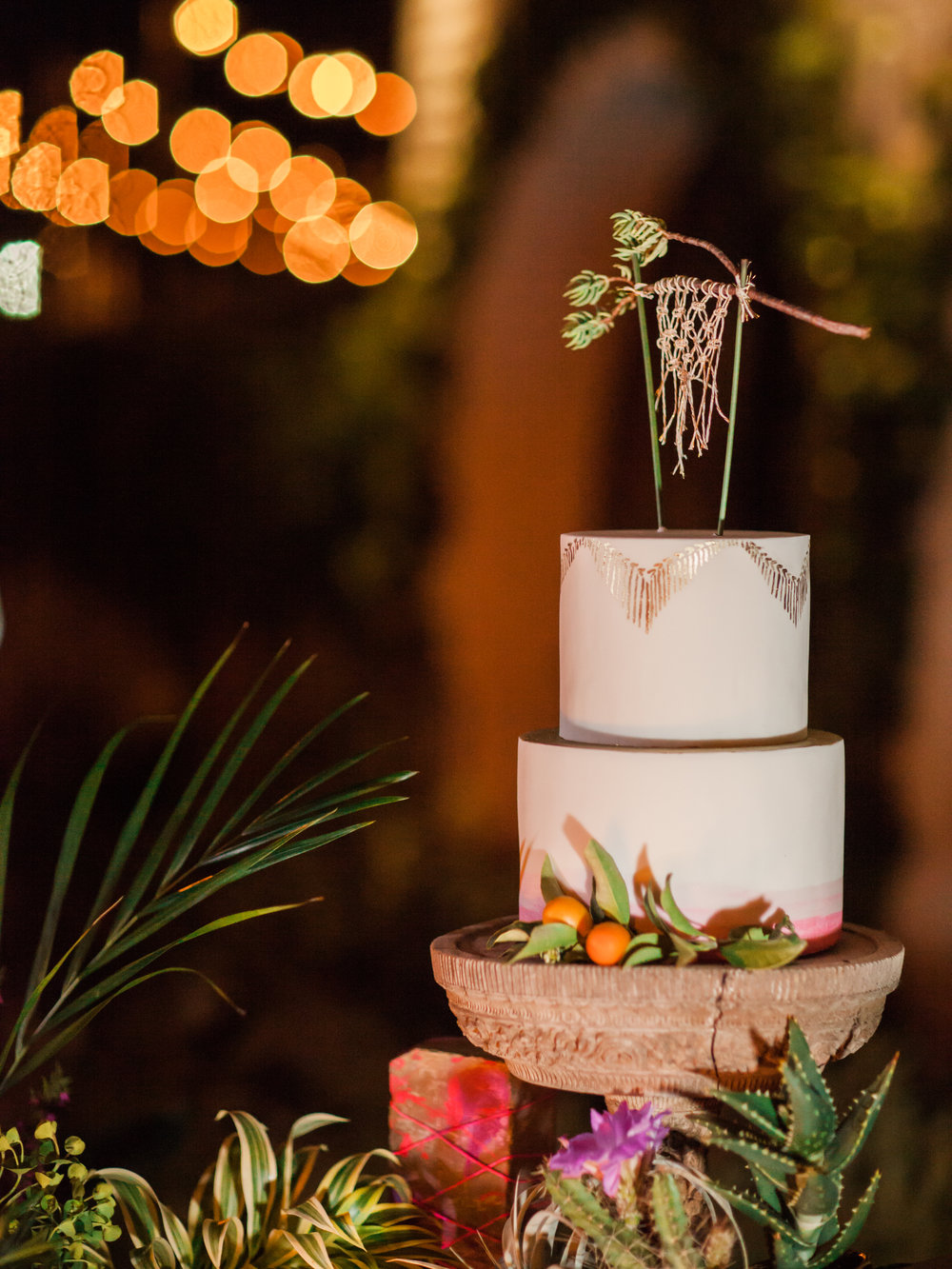 www.santabarbarawedding.com | I Heart My Groom | Bijoux Events | The Goodland SB | Ella & Louie | Wedding Cake