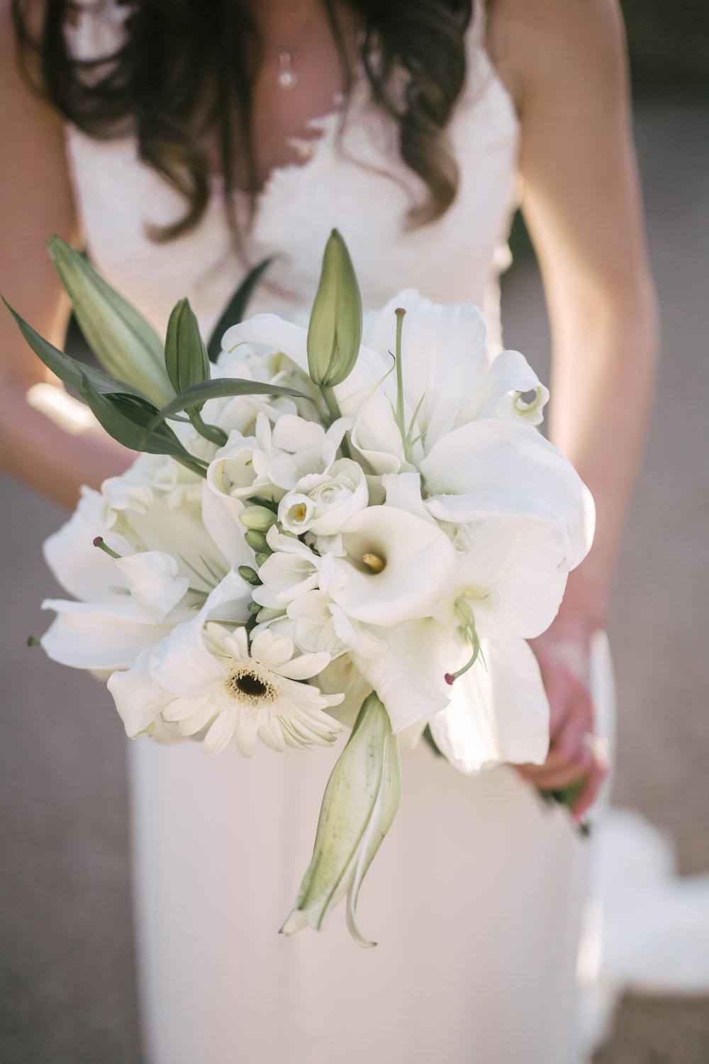 www.santabarbarawedding.com | Rewind Photography | Provence in Ojai | Passion Flowers | Bridal Bouquet