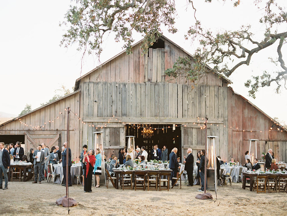 www.SantaBarbarawedding.com | Soleil Events | Gainey Vineyard Barn | Wedding Location | Rustic Venue | Lavender and Twine