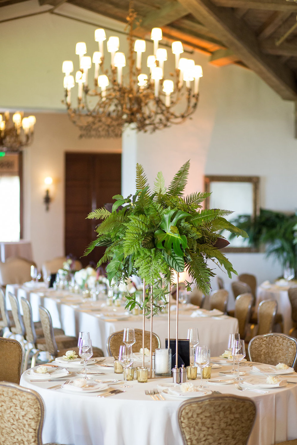 www.santabarbarawedding.com | Melissa Musgrove Photography | Four Seasons Resort The Biltmore | Reception