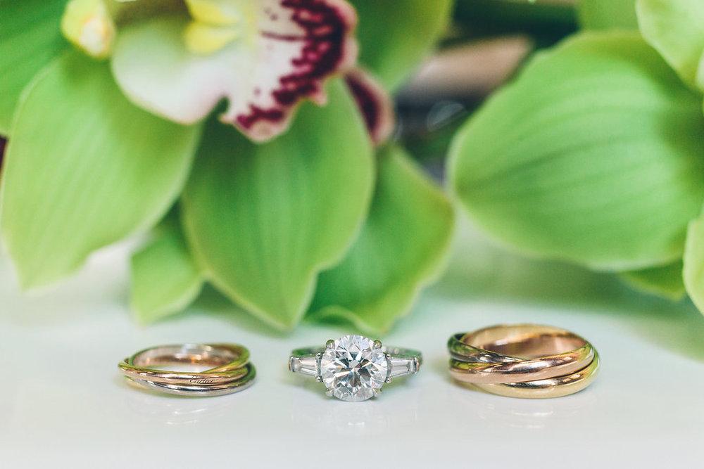 www.santabarbarawedding.com | Vitae Weddings | Bacara Resort | Wedding Rings