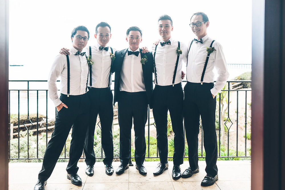 www.santabarbarawedding.com | Vitae Weddings | Bacara Resort | Groomsmen