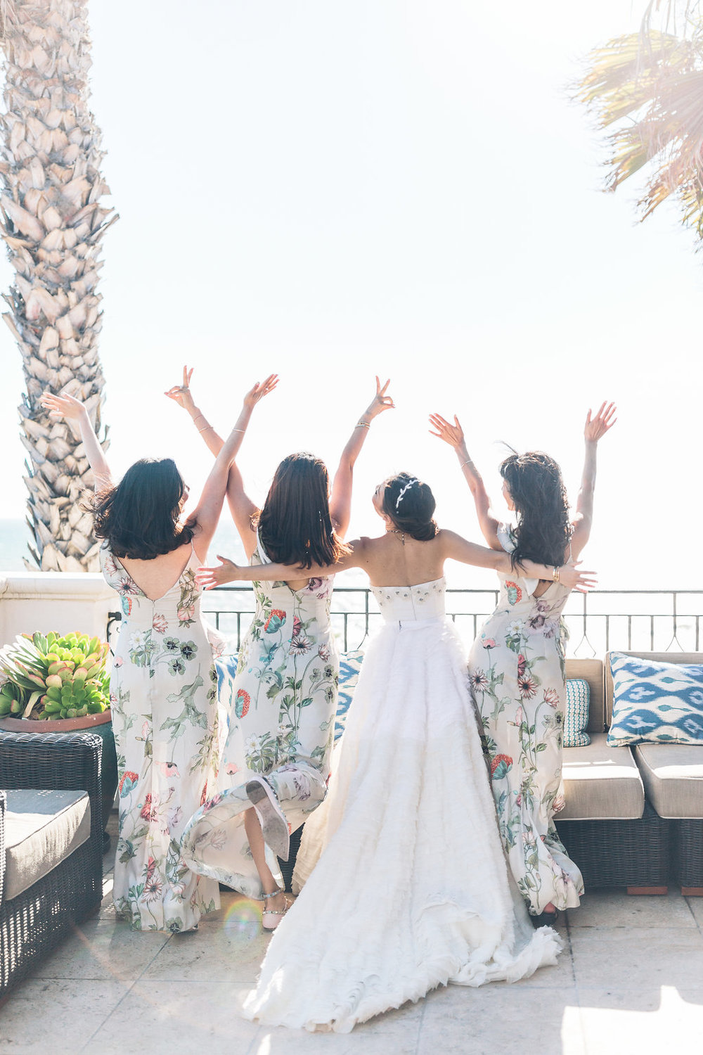 www.santabarbarawedding.com | Vitae Weddings | Bacara Resort | Bridesmaids