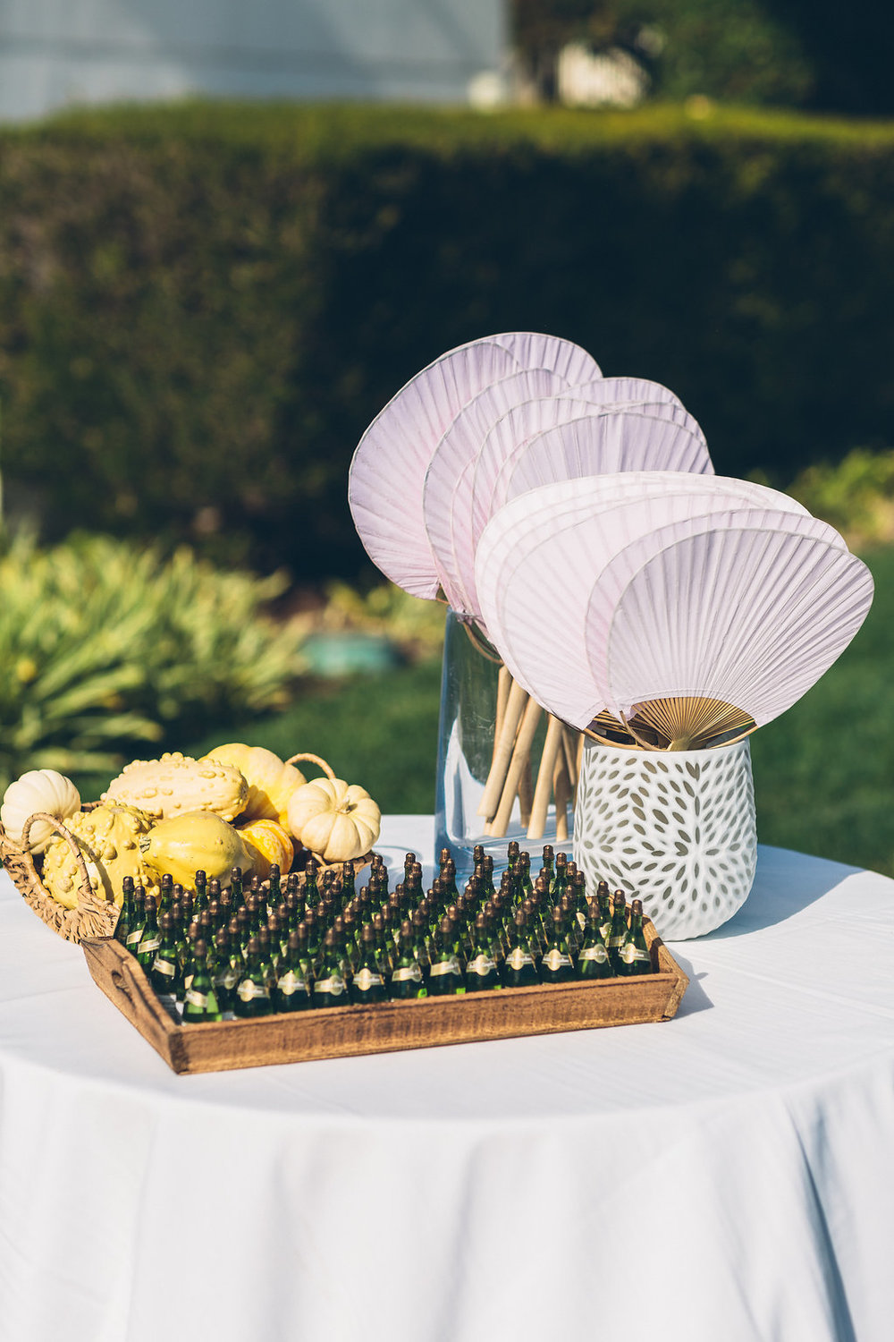 www.santabarbarawedding.com | Vitae Weddings | Bacara Resort | Wedding Favors