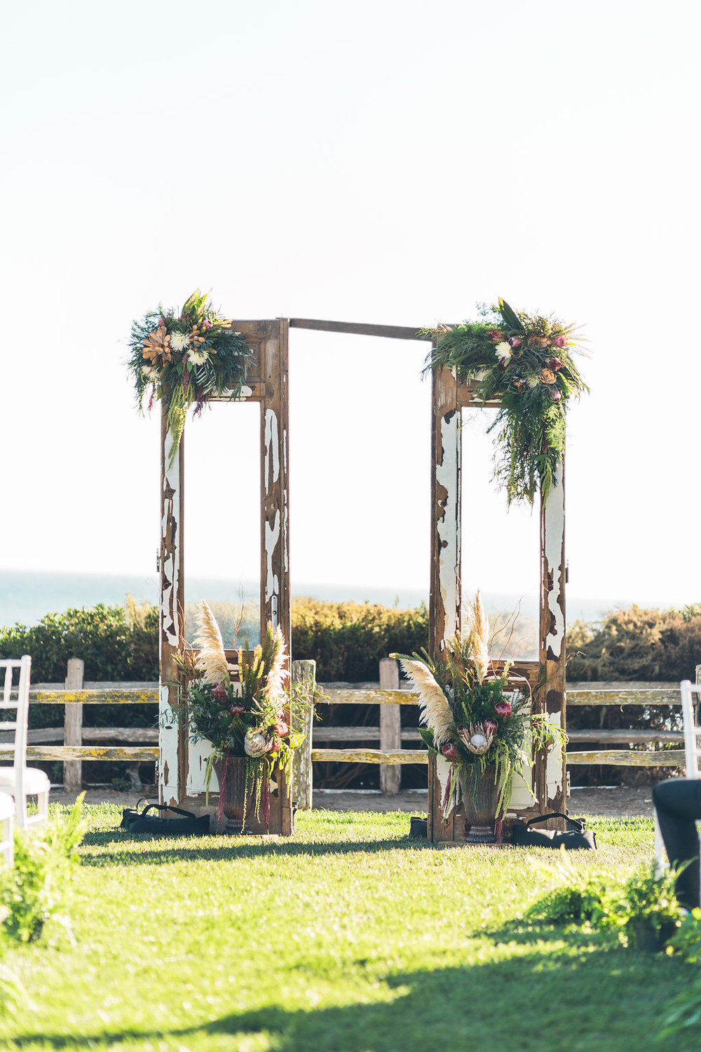 www.santabarbarawedding.com | Vitae Weddings | Bacara Resort | Ceremony Altar
