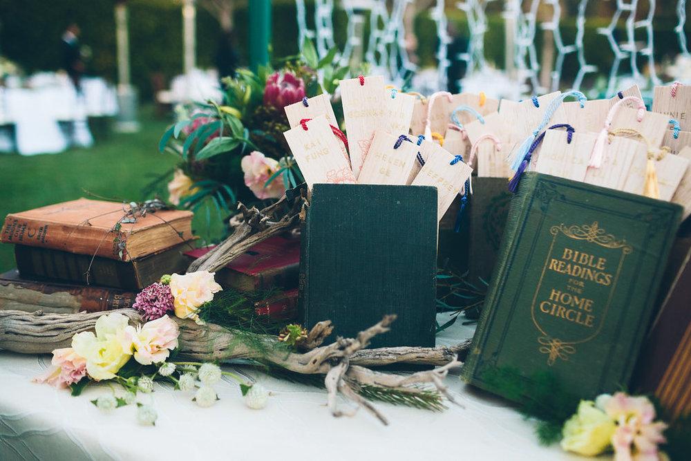 www.santabarbarawedding.com | Vitae Weddings | Bacara Resort | Wedding Favors