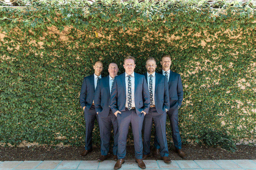 www.santabarbarawedding.com | Jessica Angell Photography | Apple Creek Ranch | Groomsmen