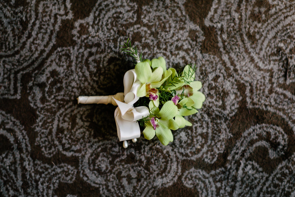www.santabarbarawedding.com | Rewind Photography | Condor Ridge Ranch | Boutonniere