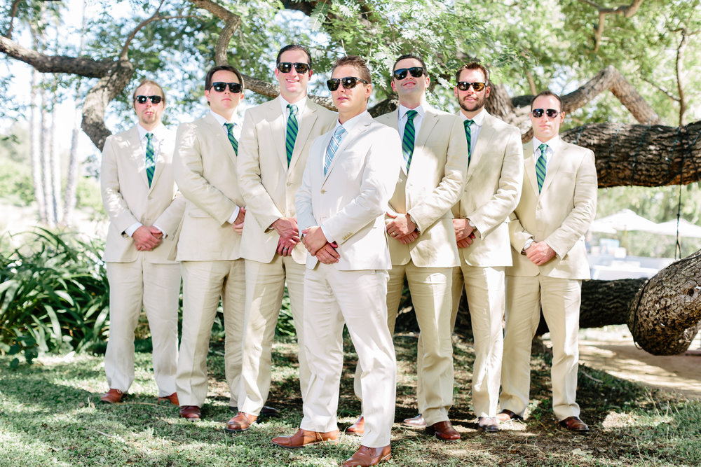 www.santabarbarawedding.com | Rewind Photography | Condor Ridge Ranch | Groomsmen