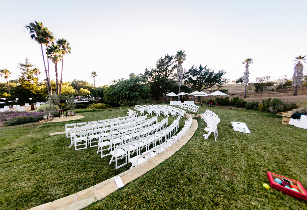 www.santabarbarawedding.com | Rewind Photography | Condor Ridge Ranch | Ceremony