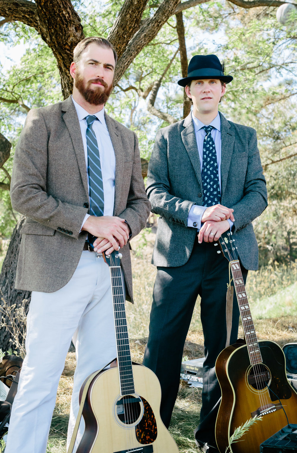 www.santabarbarawedding.com | Rewind Photography | Condor Ridge Ranch | Live Musicians | Ceremony