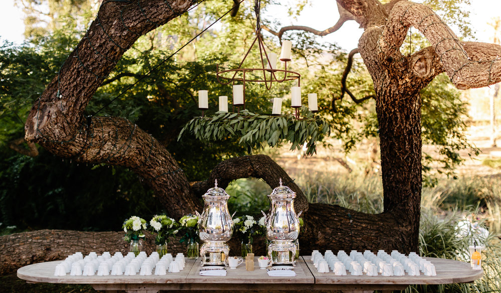 www.santabarbarawedding.com | Rewind Photography | Condor Ridge Ranch | Reception | Drink Station