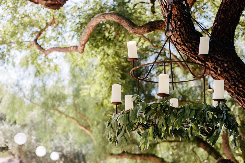 www.santabarbarawedding.com | Rewind Photography | Condor Ridge Ranch | Reception Details | Chandelier