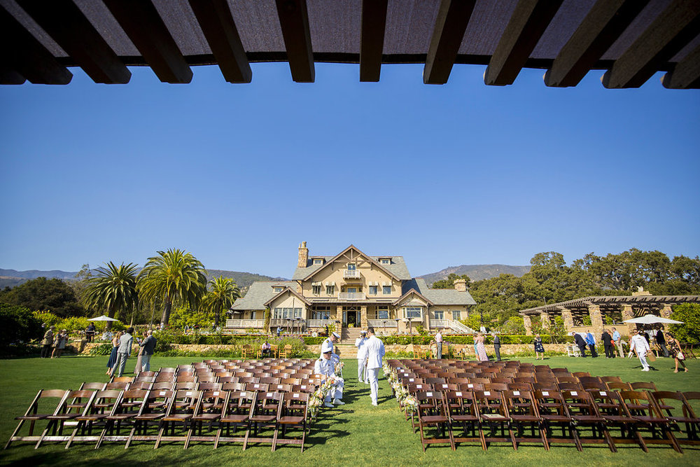 www.santabarbarawedding.com | Heartstone Ranch | Anna Schmidt Photography | Ceremony