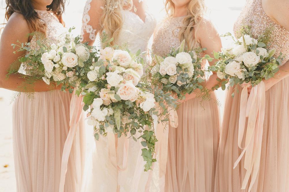 www.santabarbarawedding.com | Kristen Booth Photography | Rincon Beach Club | Bouquets