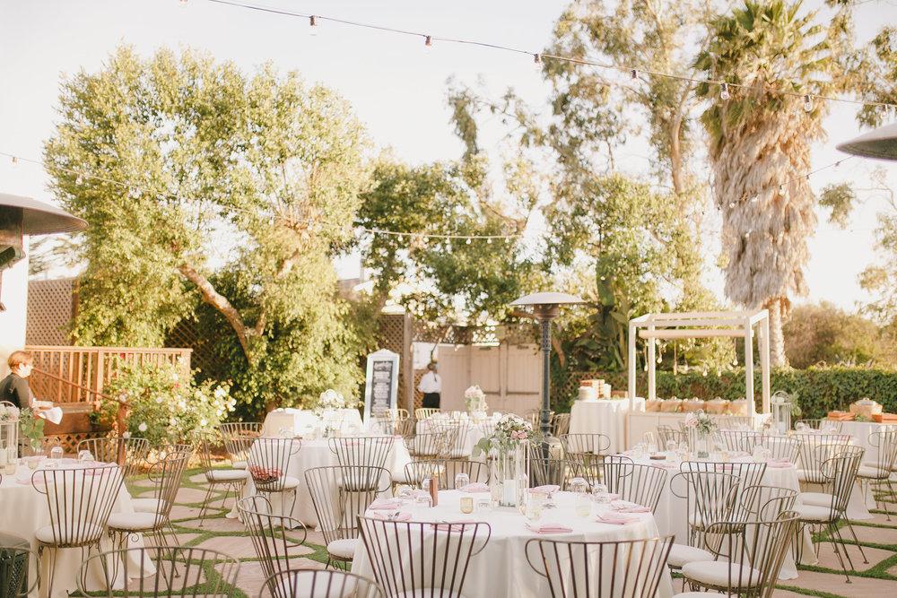www.santabarbarawedding.com | Kristen Booth Photography | Rincon Beach Club | Reception