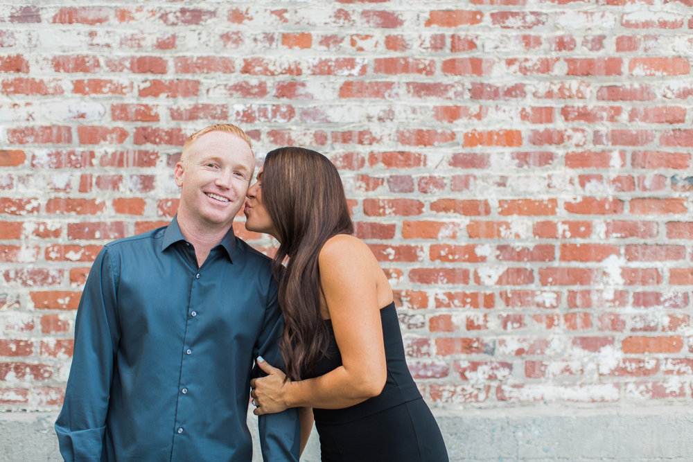 www.santabarbarawedding.com | Funk Zone | Kelsey Crews Photography | Engagement Session
