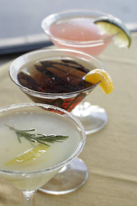 www.santabarbarawedding.com | opal restaurant and bar | reception location | wedding venue | rehearsal dinner | Restaurant | martinis
