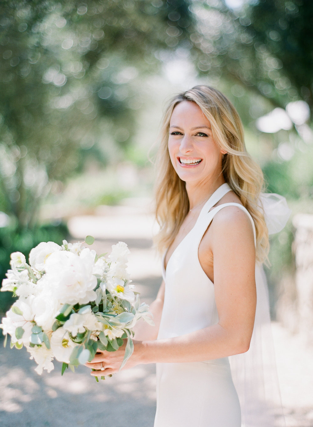 www.santabarbarawedding.com | Michelle Beller Photography | Ojai Valley Inn | Bride