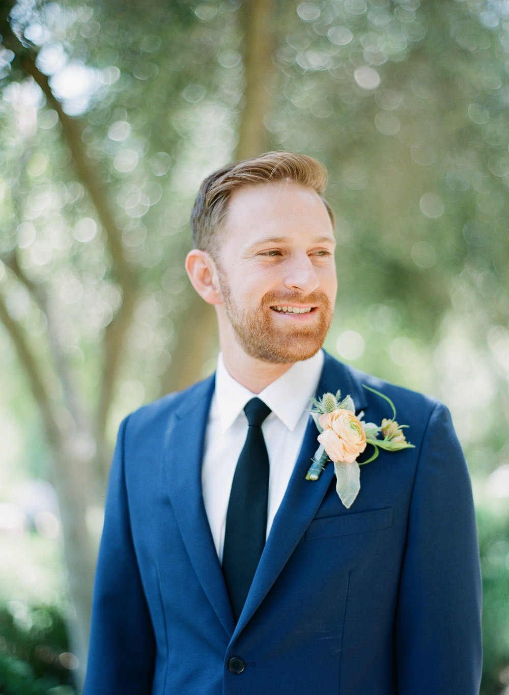 www.santabarbarawedding.com | Michelle Beller Photography | Ojai Valley Inn | Groom