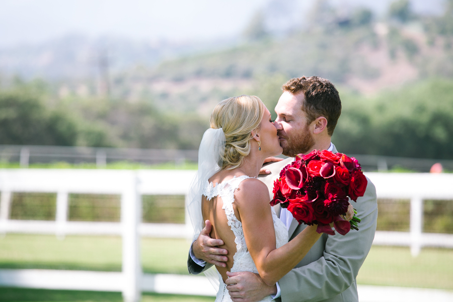 www.santabarbarawedding.com | SB Polo and Racquet Club | By Cherry Photography | Bride and Groom