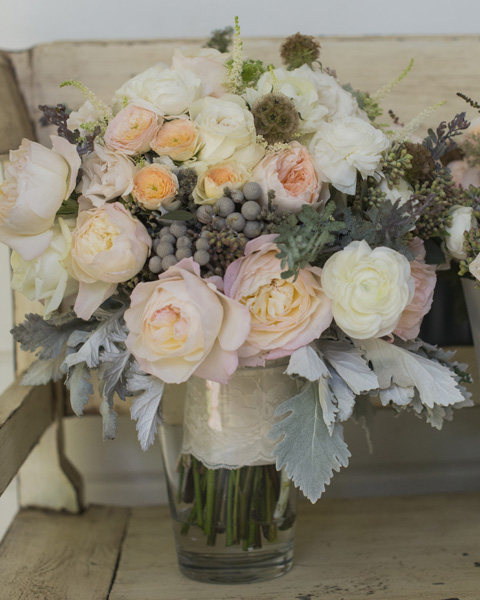 www.santabarbarawedding.com | San Ysidro Ranch | David Kepner Photography | Bridal Bouquet