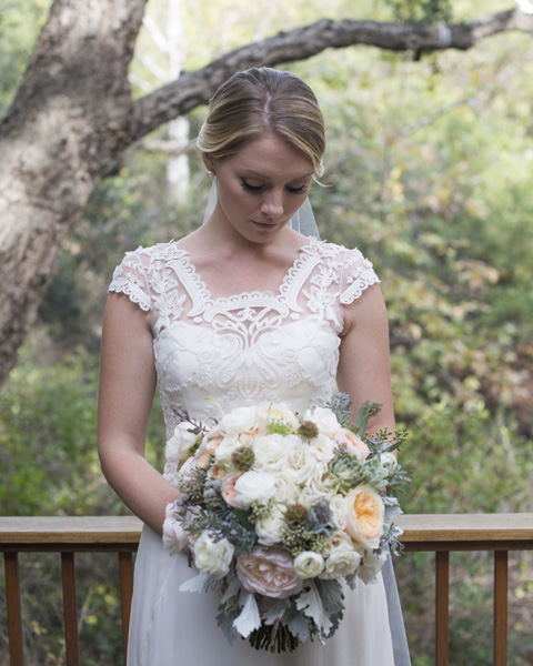 www.santabarbarawedding.com | San Ysidro Ranch | David Kepner Photography | Bride