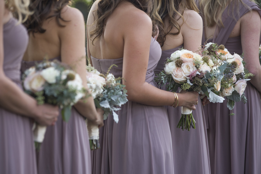 www.santabarbarawedding.com | San Ysidro Ranch | David Kepner Photography | Bridesmaids