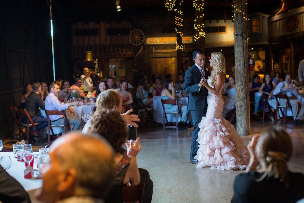 www.santabarbarawedding.com | Carriage Museum | Kiel Rucker Photography | First Dance