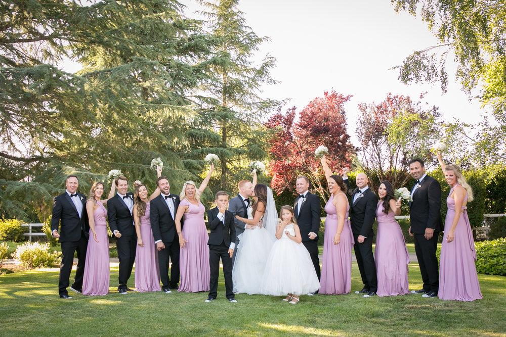 www.santabarbarawedding.com | Kelsey Crews Photography | Bridal Party