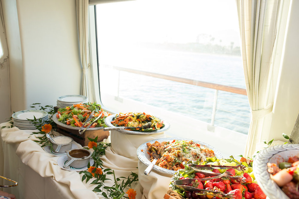 www.santabarbarawedding.com | Channel Cat Charters | Melissa Musgrove Photography