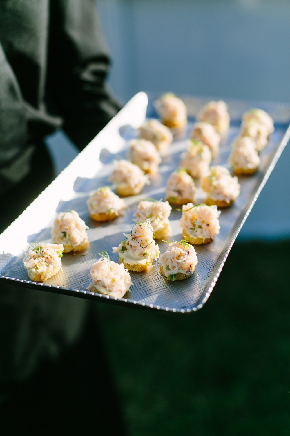 www.santabarbarawedding.com | Dos Pueblos Ranch | Birds of a Feather | Savoir Faire Catering | Appetizers
