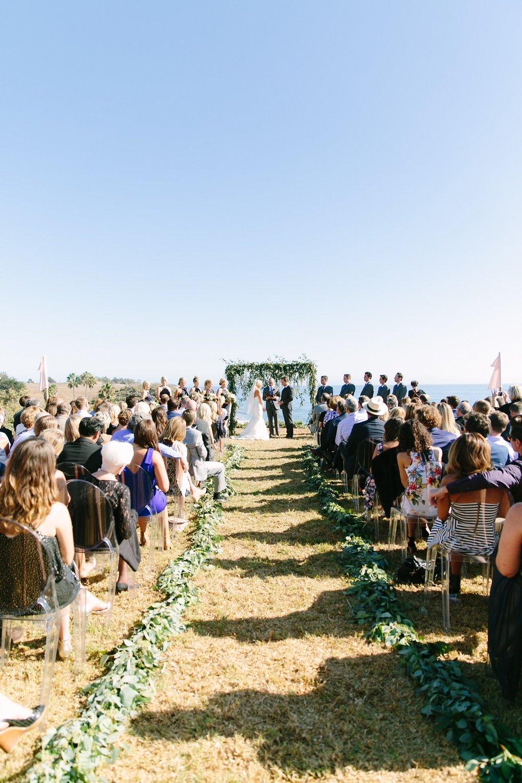 www.santabarbarawedding.com | Dos Pueblos Ranch | Birds of a Feather | Ceremony