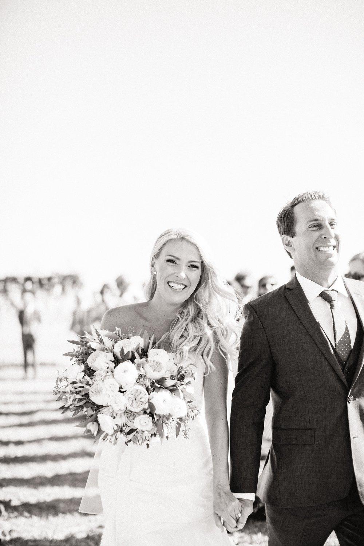 www.santabarbarawedding.com | Dos Pueblos Ranch | Birds of a Feather | Ceremony | Bride and Groom