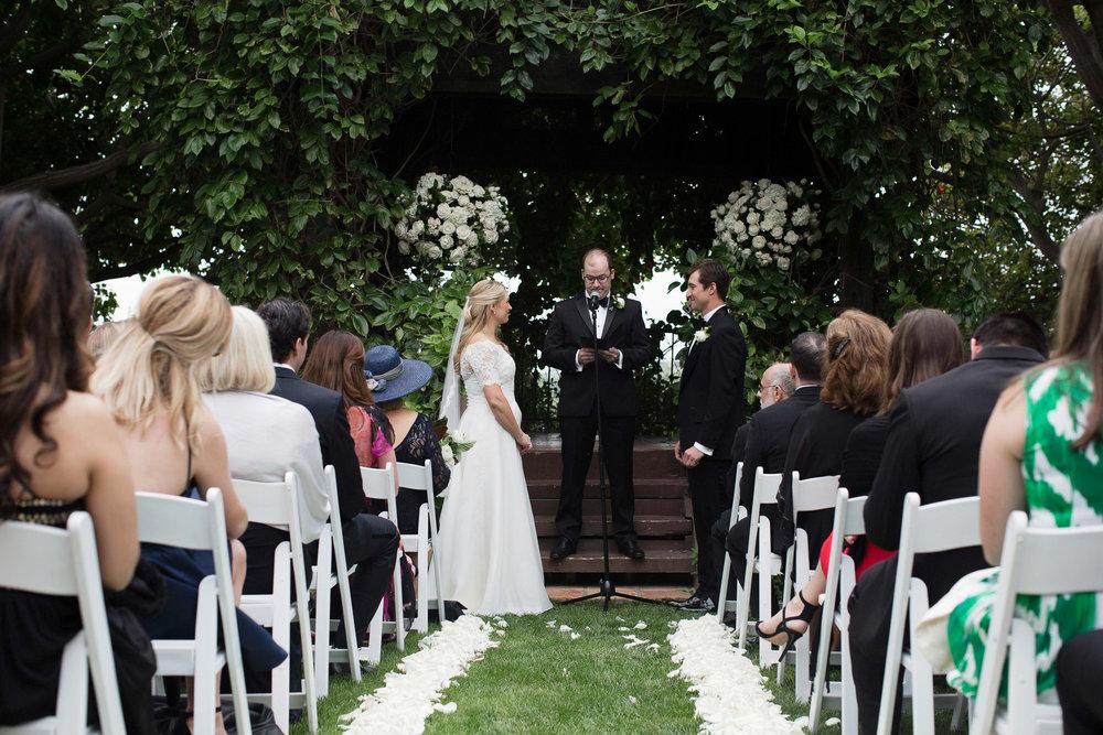 www.santabarbarawedding.com | Villa Verano | Clarissa Koenig Photography | Felici Events | Ceremony Details