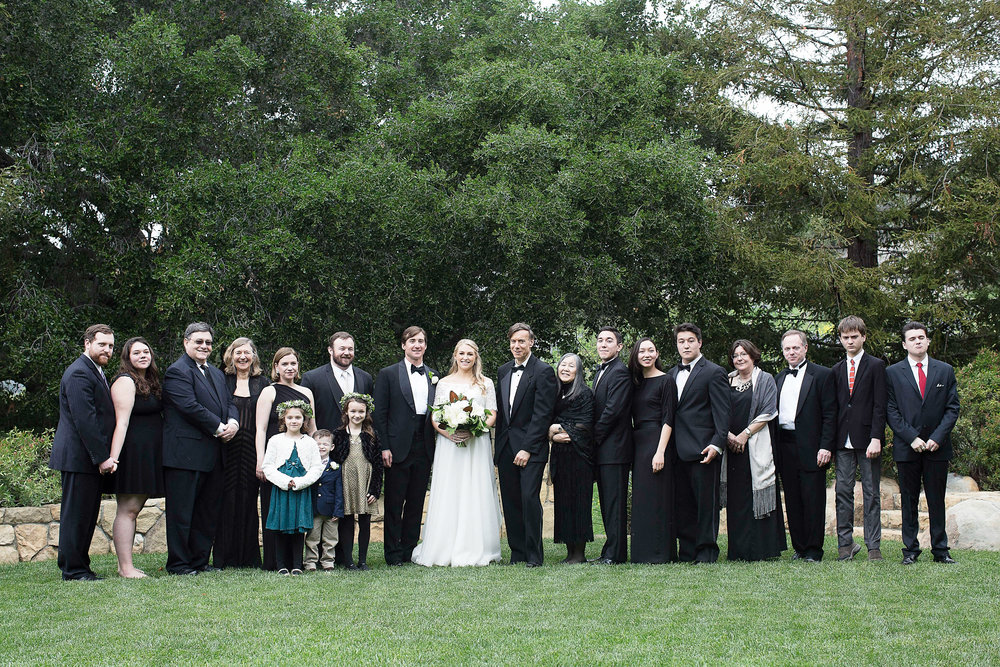www.santabarbarawedding.com | Villa Verano | Clarissa Koenig Photography | Felici Events | Bridal Party