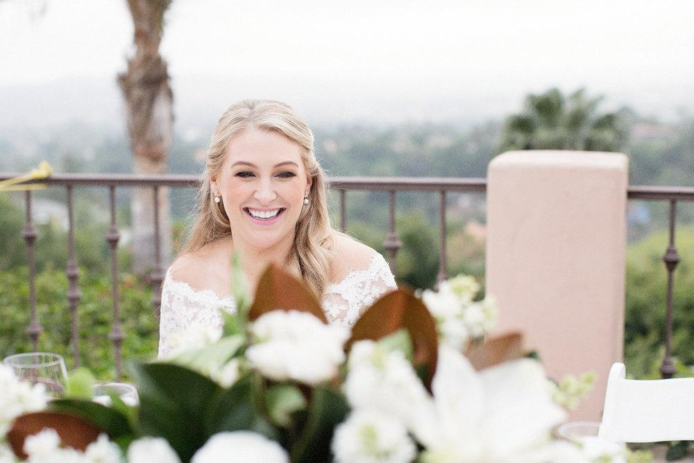 www.santabarbarawedding.com | Villa Verano | Clarissa Koenig Photography | Felici Events | Bride