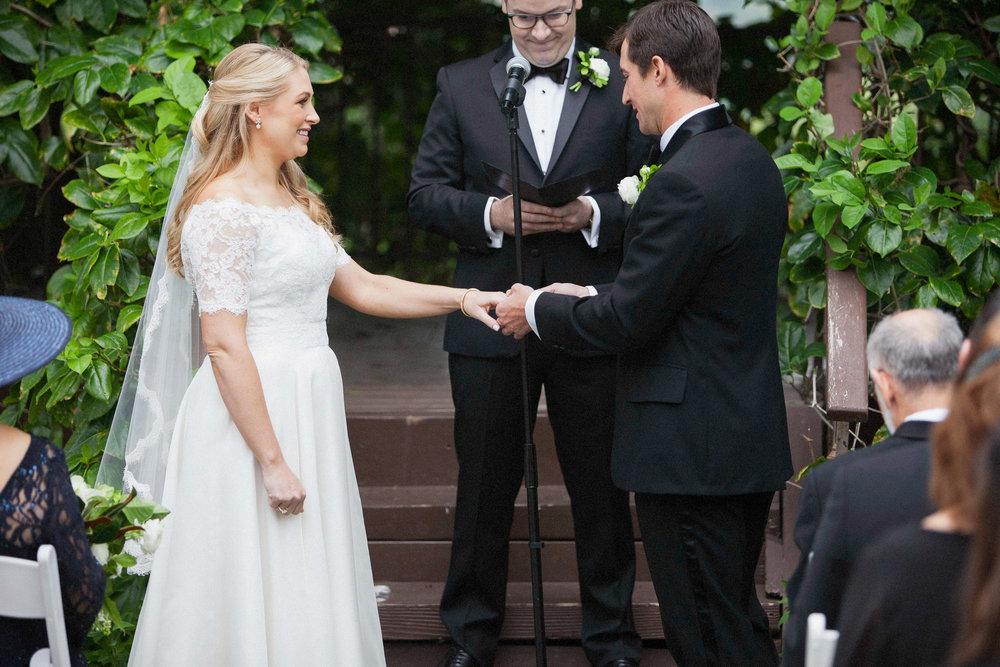 www.santabarbarawedding.com | Villa Verano | Clarissa Koenig Photography | Felici Events | Ceremony