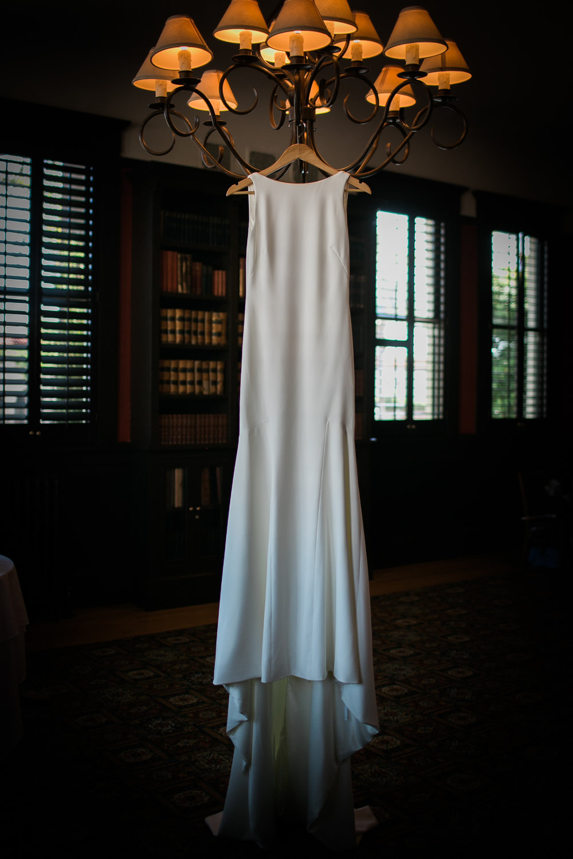www.santabarbarawedding.com | Kelsey Crews | Felici Events | Santa Barbara Club | Wedding Dress