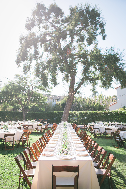 www.santabarbarawedding.com | Kelsey Crews | Felici Events | Santa Barbara Club | Reception