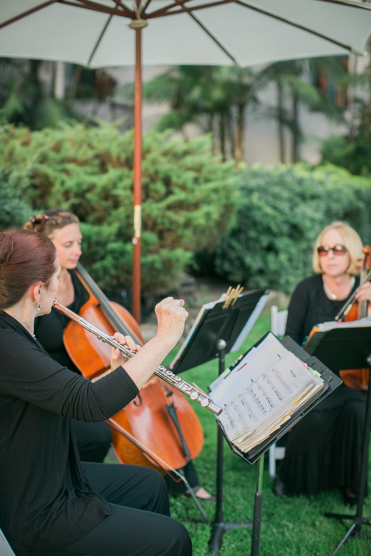 www.santabarbarawedding.com | Kelsey Crews | Felici Events | Santa Barbara Club | Ceremony Musicians