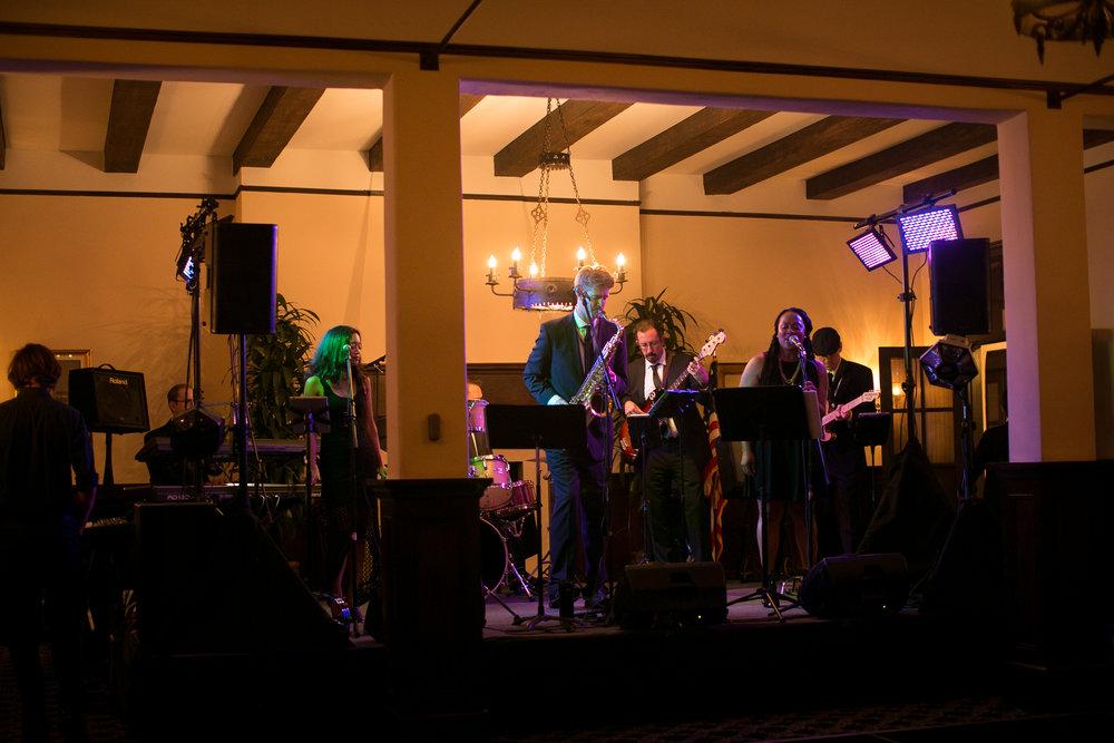 www.santabarbarawedding.com | Kelsey Crews | Felici Events | Santa Barbara Club | Reception | The Selections