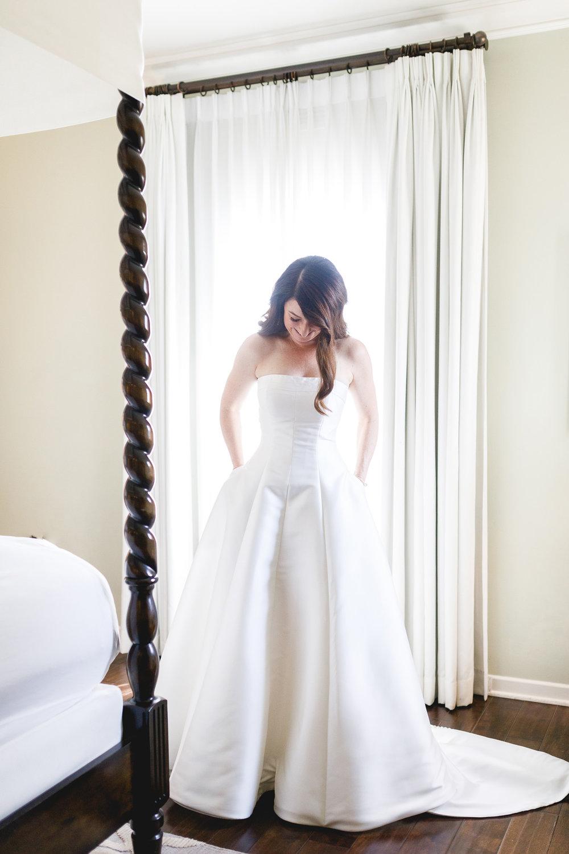 www.santabarbarawedding.com | Kiel Rucker | Canary Hotel | Bride getting ready