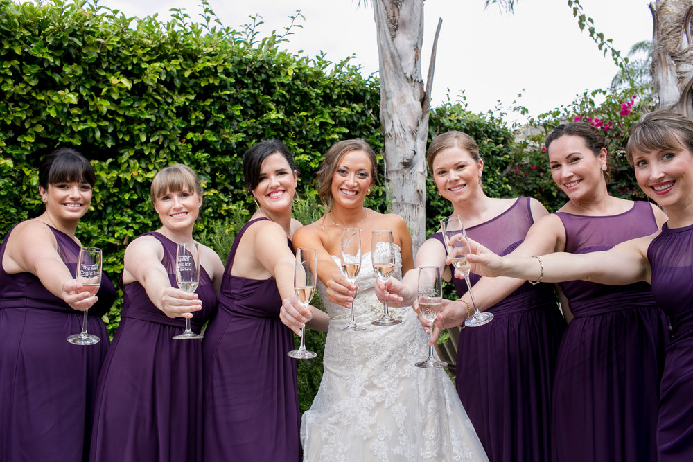 Wedding Ideas | Margaret Joan Floral | Kesley Crews | Wedding Planner Zohe Felici | Pantone Color of the Year | Ultraviolet | Bridesmaid Dresses