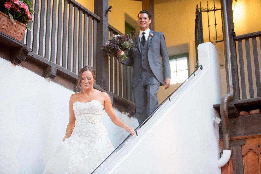 www.santabarbarawedding.com | El Paseo | Kelsey Crews